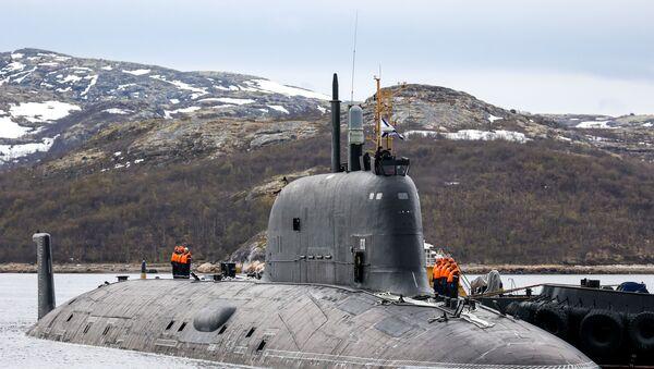 День Северного флота ВМФ России - Sputnik Армения
