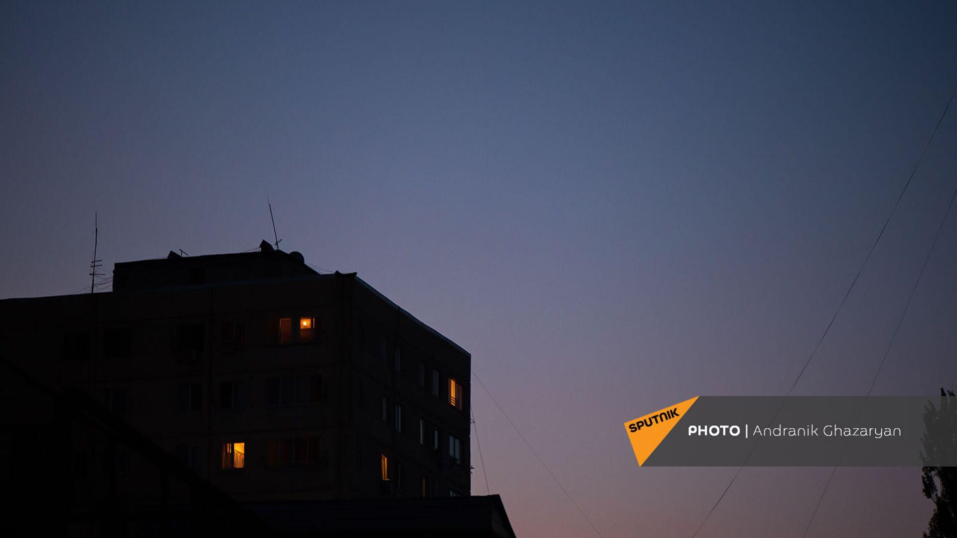 Закат - Sputnik Արմենիա, 1920, 16.09.2021