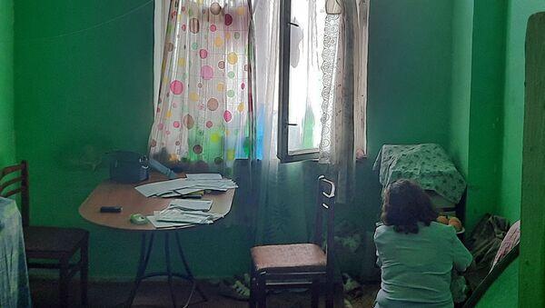 Тяжелые социальные условия семьи Ноны Лалаян - Sputnik Արմենիա