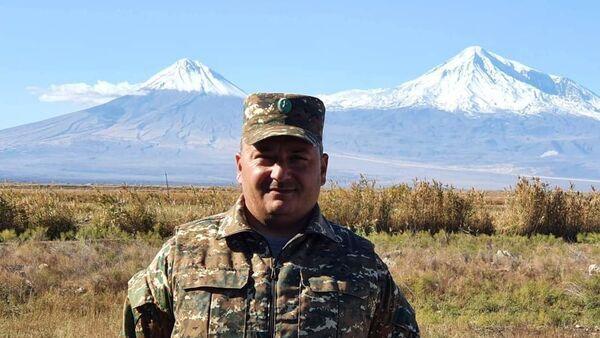 Глава общины Ерасх Радик Огикян - Sputnik Արմենիա