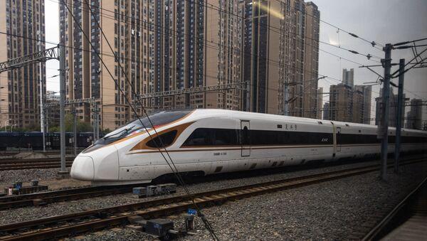Поезд в Китае - Sputnik Армения
