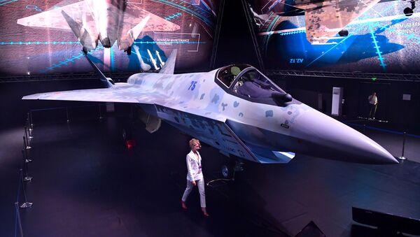 Презентация нового военного самолета Checkmate на МАКС-2021 - Sputnik Армения
