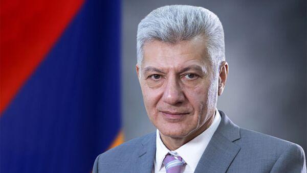 Сурен Саакян - Sputnik Արմենիա