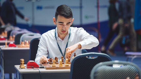 Айк Мартиросян на Чемпионате мира по шахматам в Сочи - Sputnik Армения