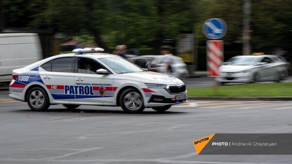 Պարեկային ծառայության մեքենա - Sputnik Արմենիա