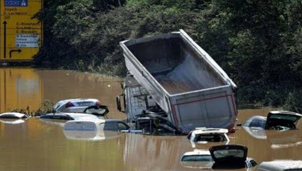 ТУРЦИЯ ПОД ВОДОЙ! Страшное Наводнение в Артвин  - Sputnik Արմենիա