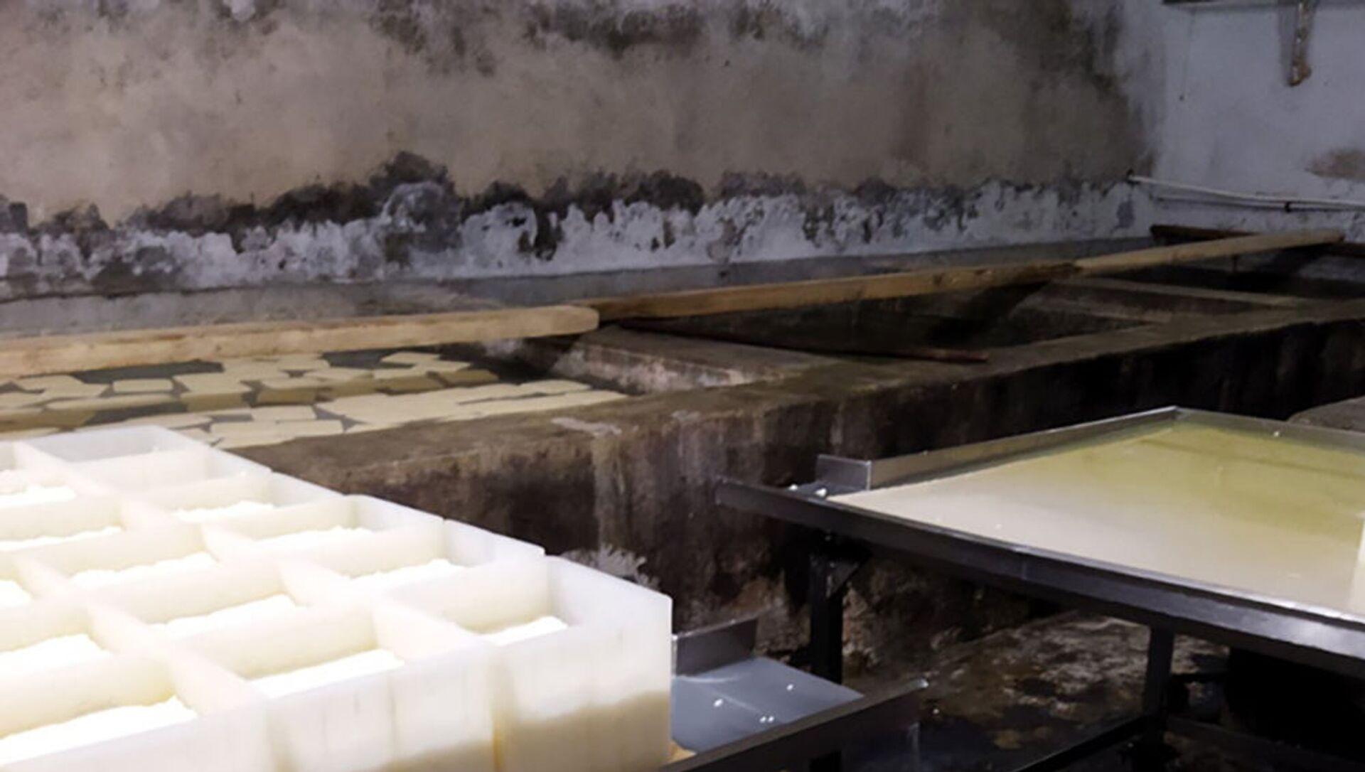 Предприятие по производству молочной и мясной продукции - Sputnik Армения, 1920, 23.07.2021