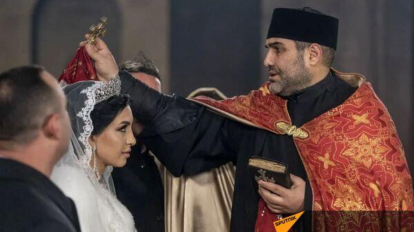 Армянская свадьба - Sputnik Армения