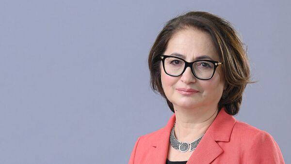 Инесса Габаян - Sputnik Արմենիա