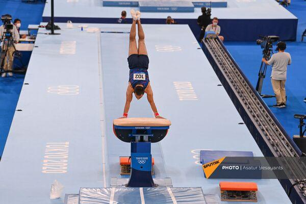 Выступление легкоатлета Артура Давтяна на Олимпийских играх в Токио - Sputnik Армения