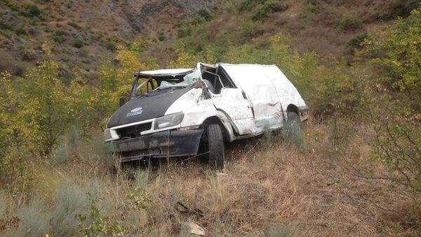 ДТП сп смертельным исходом в Армавирской области - Sputnik Армения