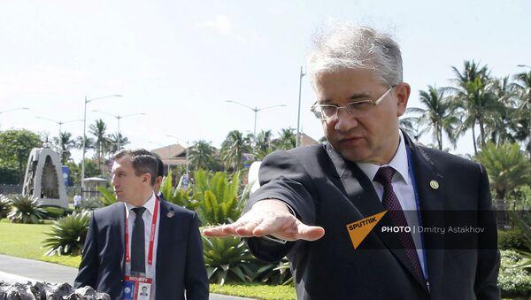 Чрезвычайный и полномочный посол России в Филиппинах Игорь Ховаев - Sputnik Արմենիա