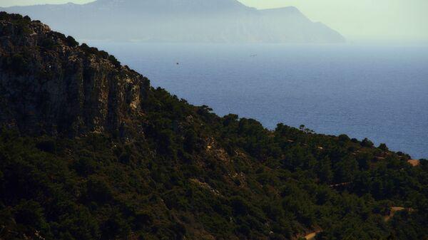 остров Родос греция - Sputnik Армения