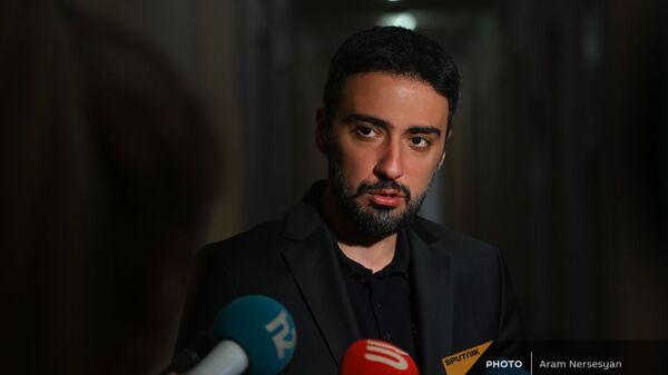 Արամ Վարդևանյան - Sputnik Արմենիա