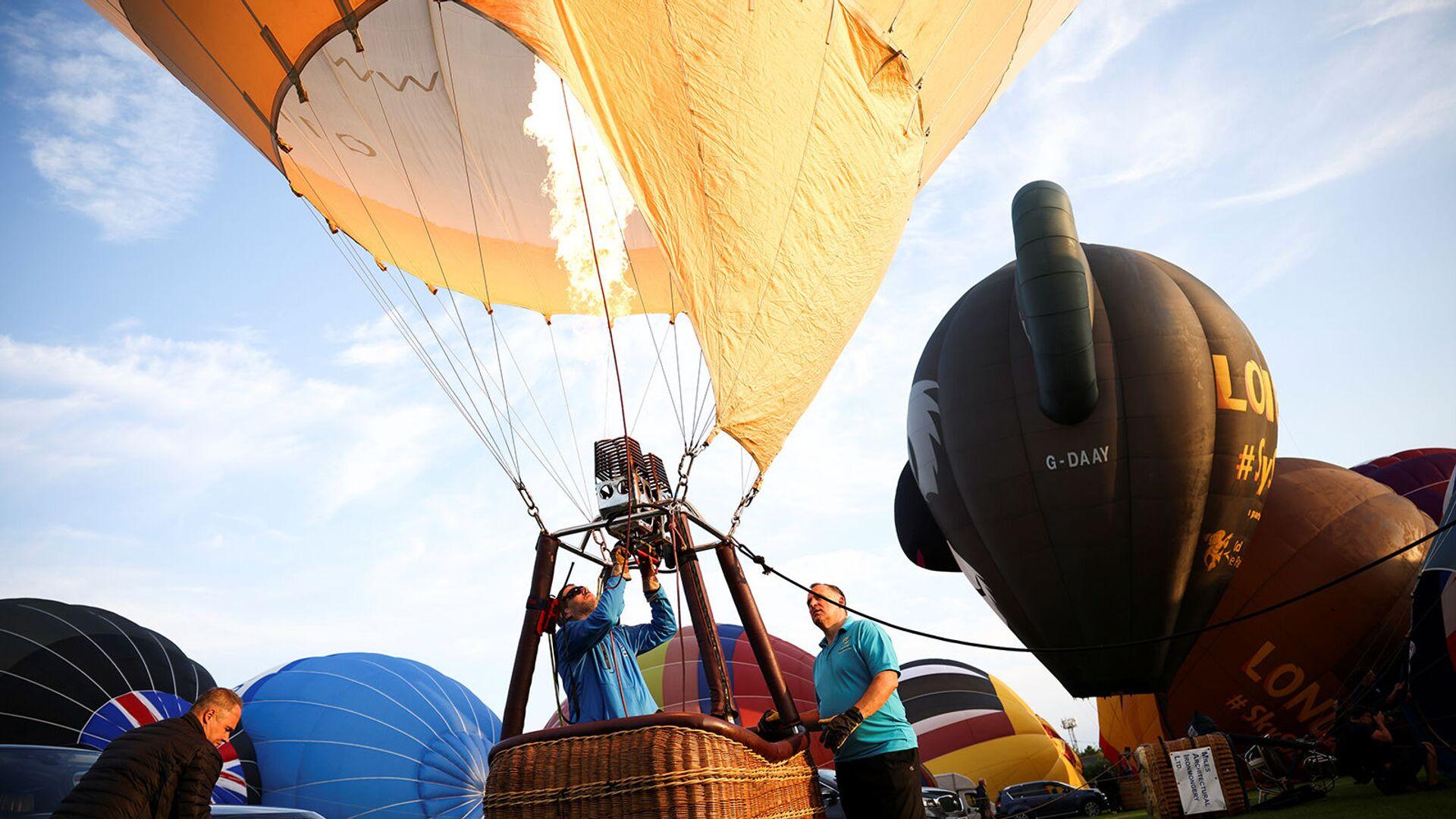 Օդապարիկ - Sputnik Արմենիա, 1920, 13.10.2021