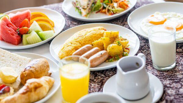 Завтрак - Sputnik Армения