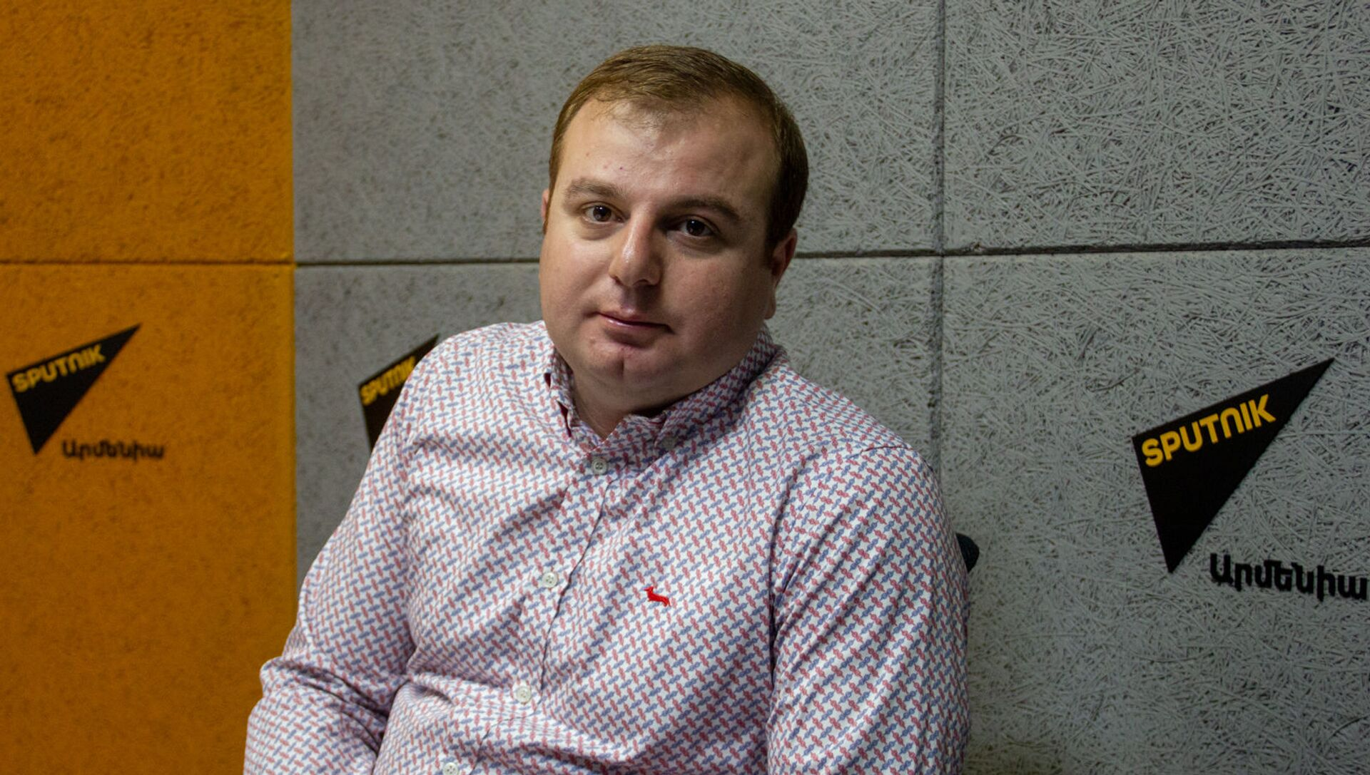 Адвокат Эрик Алексанян в гостях радио Sputnik - Sputnik Արմենիա, 1920, 17.08.2021