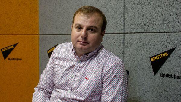 Адвокат Эрик Алексанян в гостях радио Sputnik - Sputnik Արմենիա