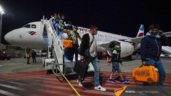 Лоукостер Eurowings запустил полеты из Кельна в Ереван - Sputnik Արմենիա