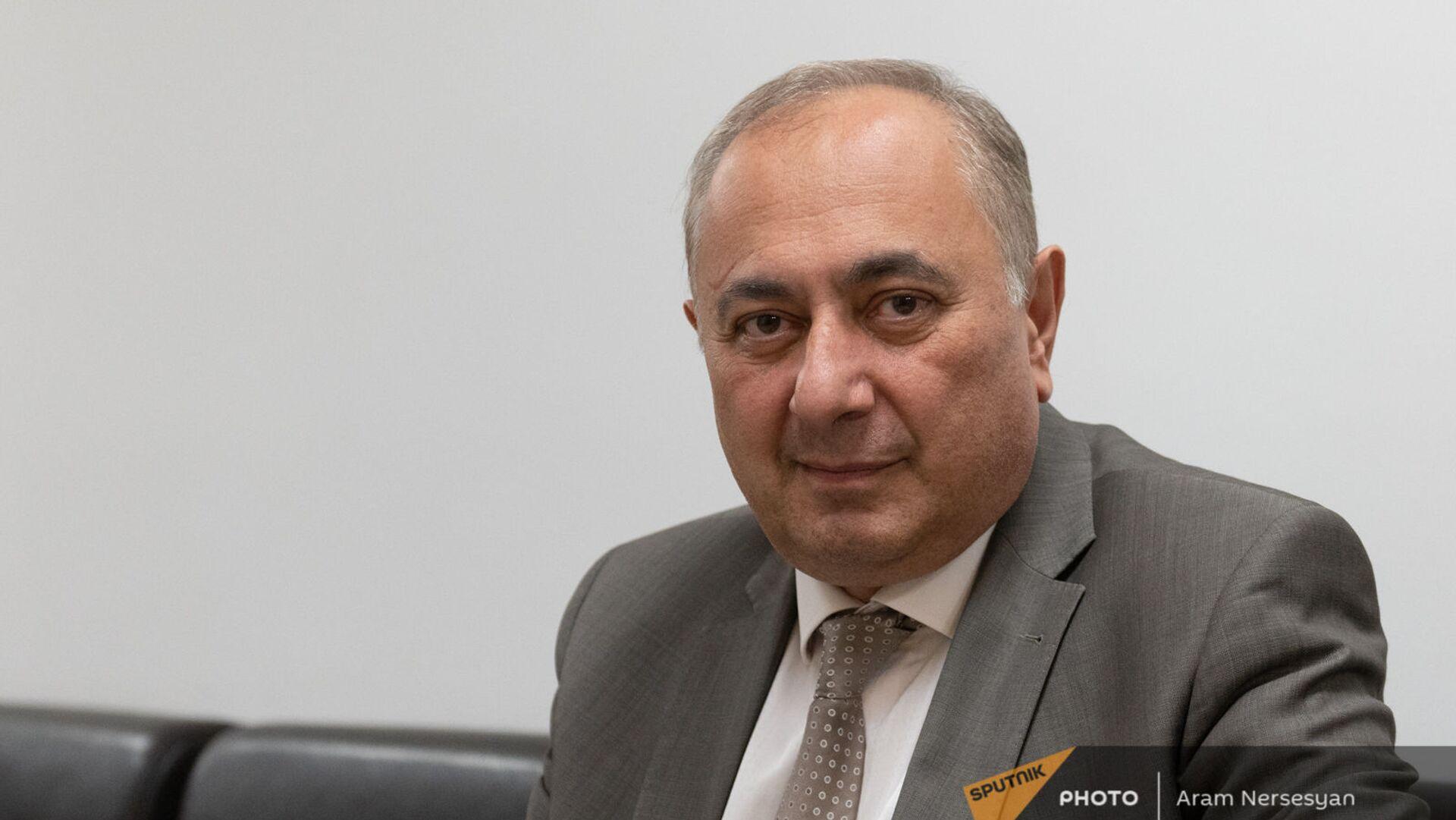 Депутат Армен Чарчян - Sputnik Արմենիա, 1920, 01.09.2021