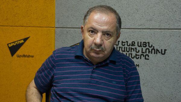 Депутат Агван Варданян в гостях радио Sputnik - Sputnik Արմենիա