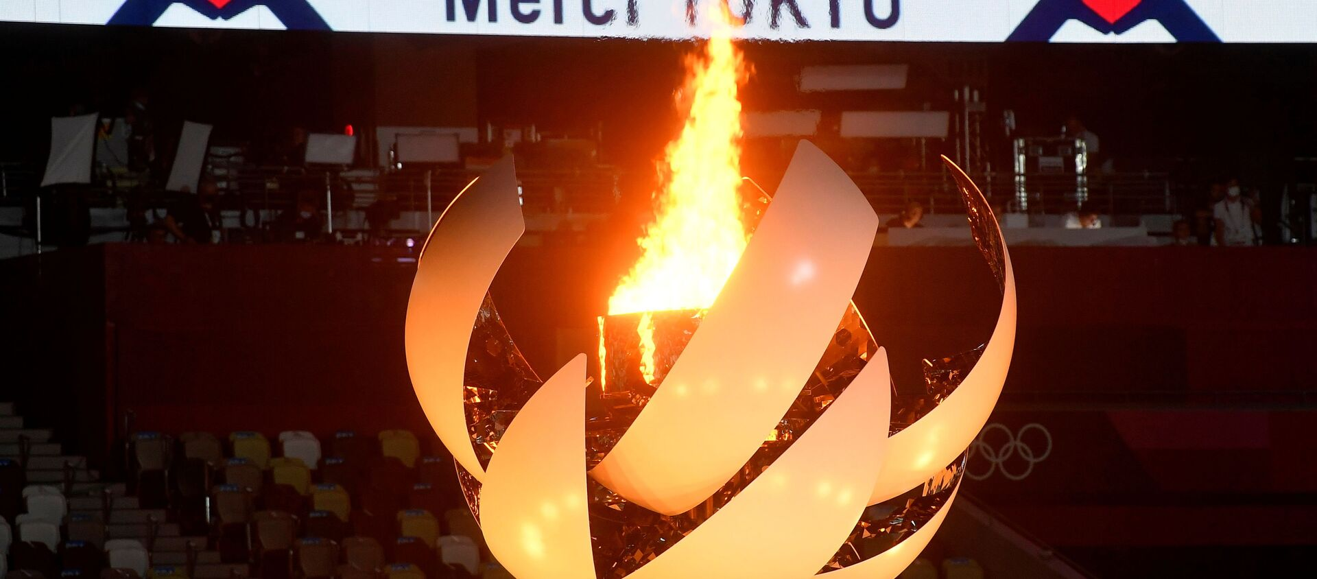 Торжественная церемония закрытия XXXII летних Олимпийских игр в Токио  - Sputnik Արմենիա, 1920, 09.08.2021