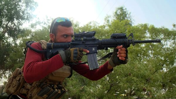 Бои оборонных сил Афганистана против Талибана (запрещено в РФ) - Sputnik Армения