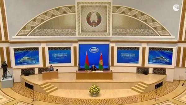 За мной дело не заржавеет – Лукашенко рассказал, когда признает Крым в составе России - Sputnik Армения