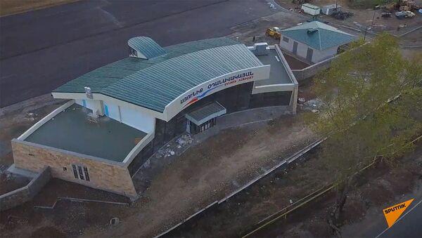 Сюникский аэропорт - Sputnik Армения