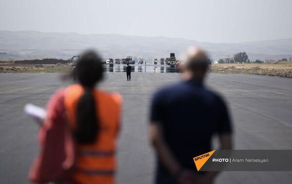 «Շիրակ» օդանավակայանը վերանորոգվում է - Sputnik Արմենիա