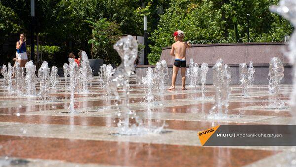 Фонтаны в парке Ташир - Sputnik Армения