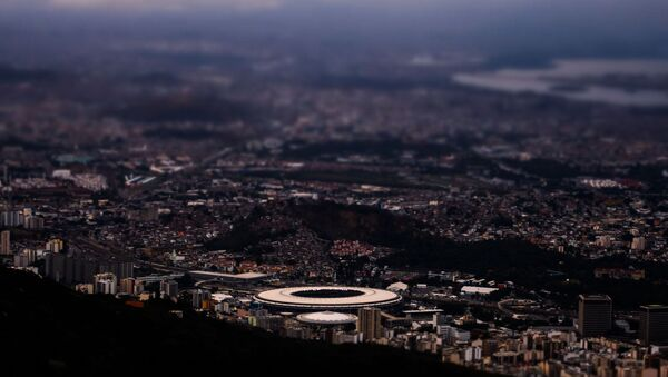 Города мира. Рио-де-Жанейро - Sputnik Армения