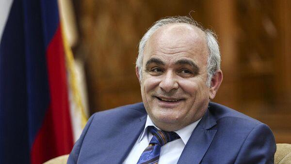 Посол России в Иране Леван Джагарян - Sputnik Армения