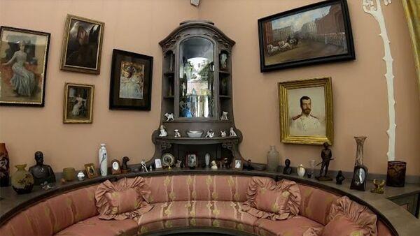 Покои императоров: в Петербурге провели реставрацию Александровского дворца - Sputnik Армения