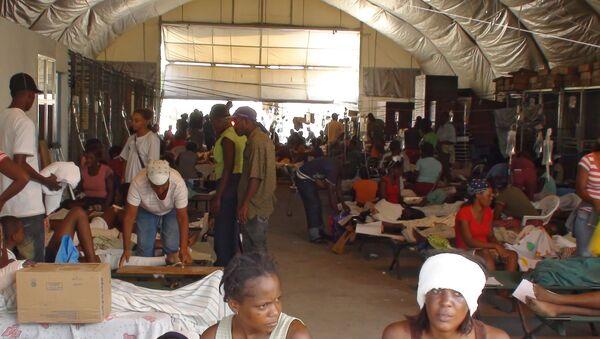 Ситуация на Гаити - Sputnik Արմենիա