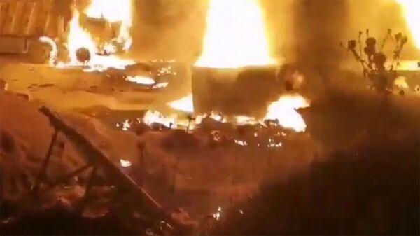 Не менее 20 человек погибли при взрыве танкера на северо-западе Ливана - Sputnik Արմենիա