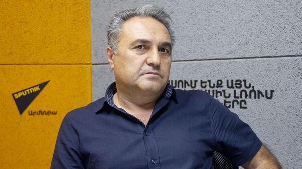 Политолог Армен Багдасарян в гостях радио Sputnik - Sputnik Արմենիա