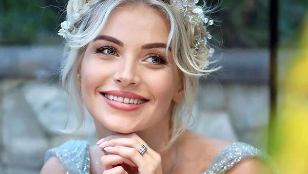Актриса Софья Погосян - Sputnik Արմենիա