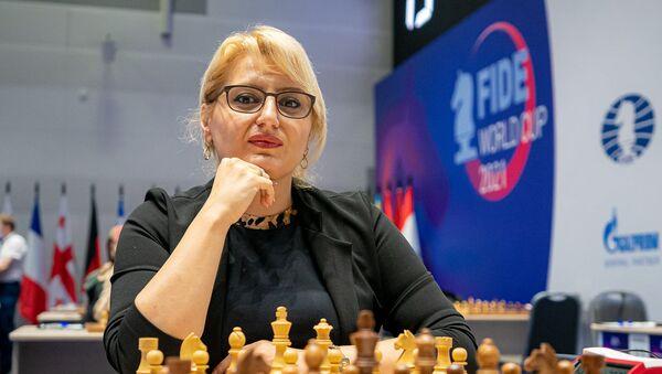 Элина Даниелян - Sputnik Արմենիա
