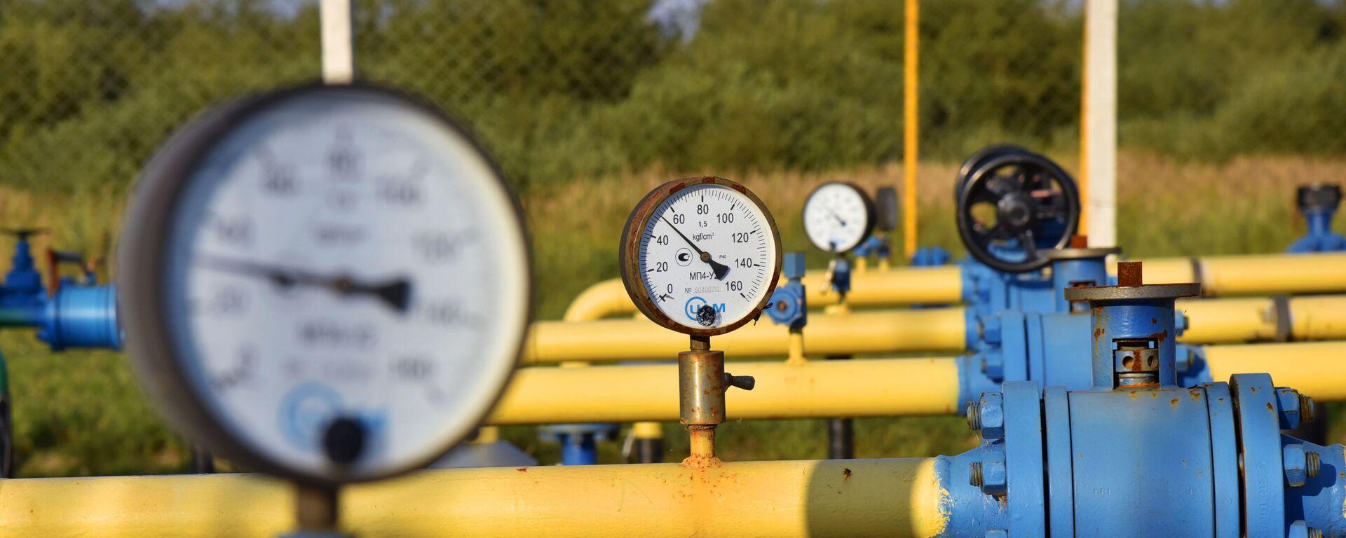 Комплекс подготовки экспортного газа на Украине. - Sputnik Армения, 1920, 27.09.2021