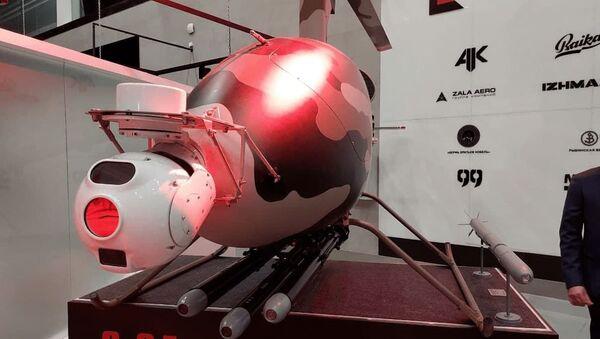 ГК Калашников представил новую корректируемую ракету, которая может применяться с БПЛА - Sputnik Армения