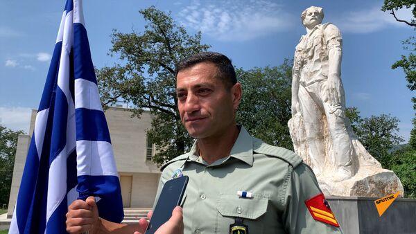 31 տարի անց՝ վերադարձ ծննդավայր. «Խաղաղության մարտիկի» հունահայ զինվորականը - Sputnik Արմենիա