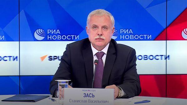 Онлайн-брифинг Генерального секретаря ОДКБ Станислава Зася - Sputnik Արմենիա