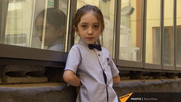 Участник шоу Вундеркинды Микаел Акопян в гостях радио Sputnik - Sputnik Արմենիա