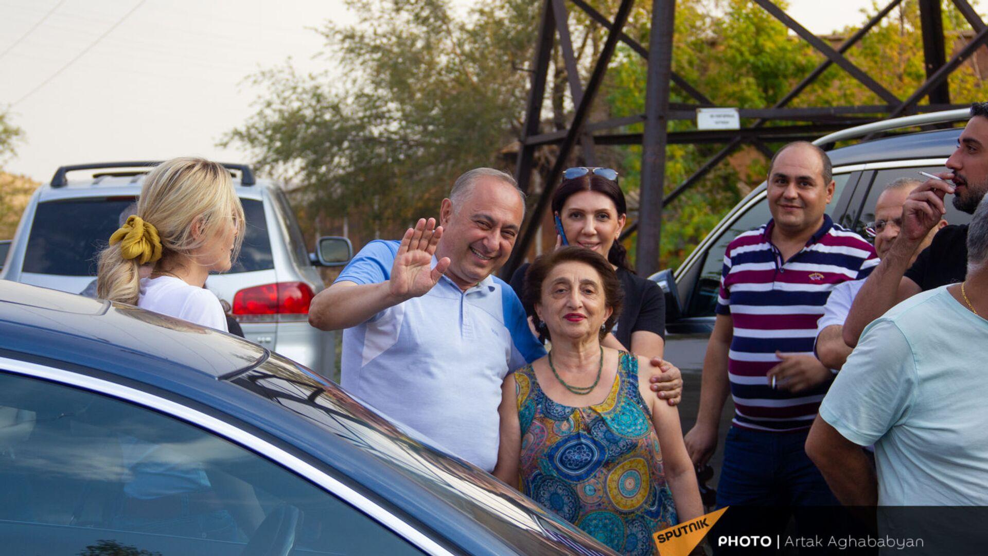 Депутат Армен Чарчян - Sputnik Армения, 1920, 15.09.2021