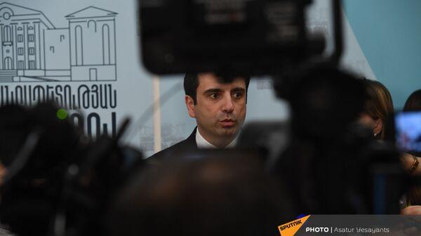 Ալեն Սիմոնյան - Sputnik Արմենիա