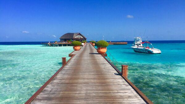 Отель на Мальдивах - Sputnik Արմենիա