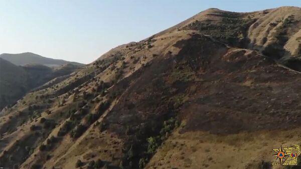 Հրդեհ «Խոսրովի անտառ» պետական արգելոցի տարածքում - Sputnik Армения