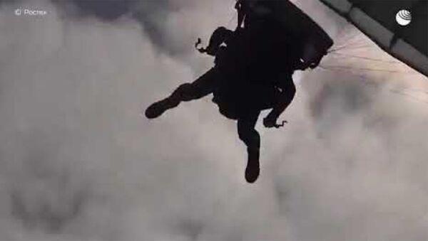 В России создан парашют для десантирования боевых водолазов - Sputnik Армения