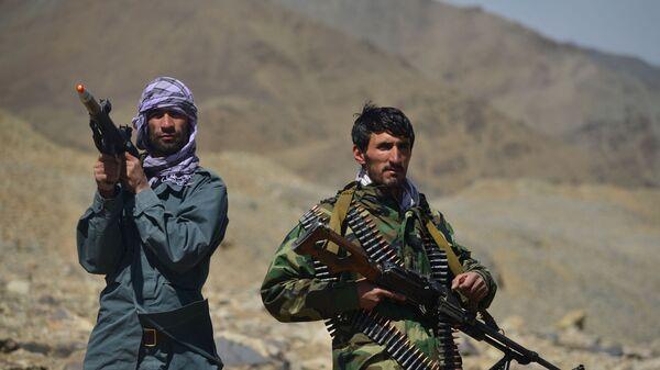 Движение афганского сопротивления на страже в провинции Панджшер - Sputnik Армения